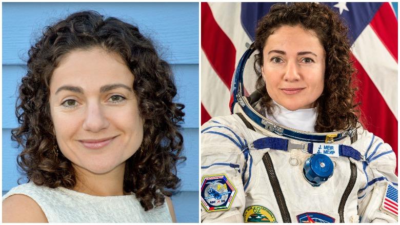 Astronaut Jessica U. Meir