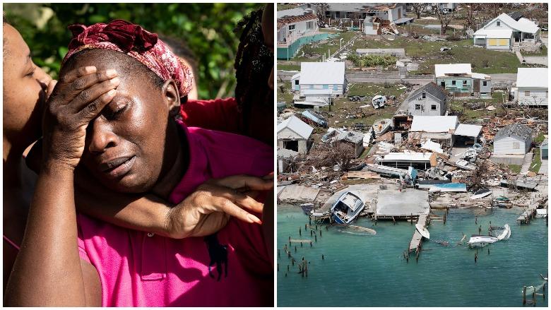 Bahamas Hurricane Death Toll