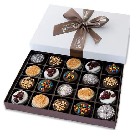 Barnett's Chocolate Covered Sandwich Cookies Gift Box