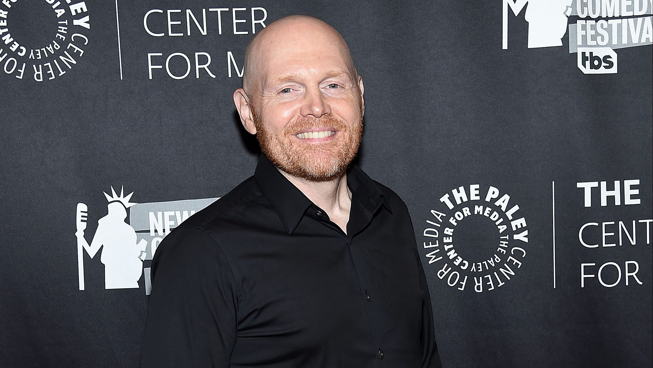 Bill Burr Is A First Time Dad With Daughter Lola Burr Heavy Com