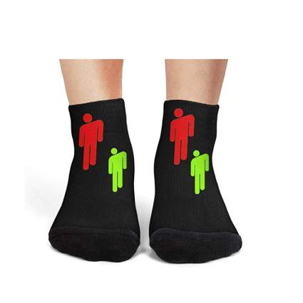 Billie-Eilish Gifts Cotton Stocks Fits Shoe Size 5-9