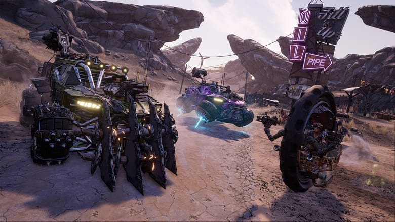 Borderlands 3 Epic Games Store Exclusivity End