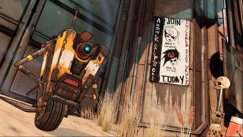 Borderlands 3 Steam Epic Games Store Exclusivity