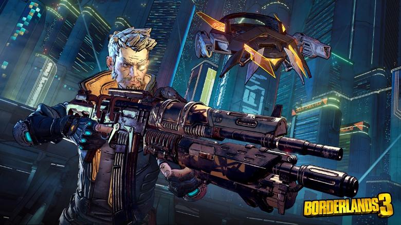 Borderlands 3 Weapon Trinket