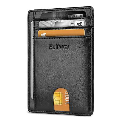 Buffway Slim RFID-blocking Wallet