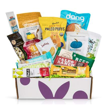 Bunny James Paleo Diet Snacks Gift Basket