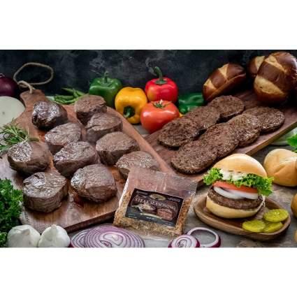 Chicago Steak Company Butcher's Choice Gift Box