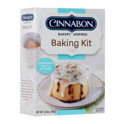 Cinnabon At-Home Baking Kit