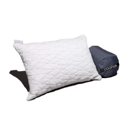 coop home goods travel pillow firefighter gifts