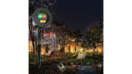 coowoo christmas laster lights