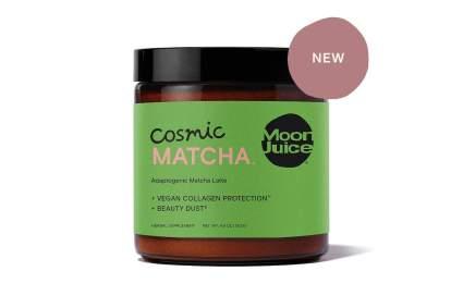 cosmic matcha mushroom teas