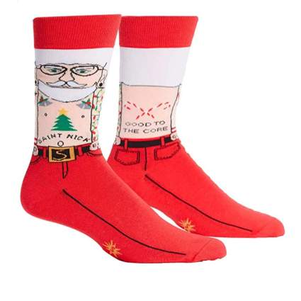 crazy Christmas socks for hipsters