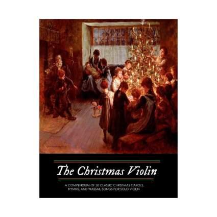 createspace the christmas violin christmas sheet music