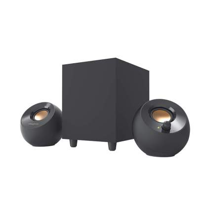 Creative Pebble Plus Desktop Speakers