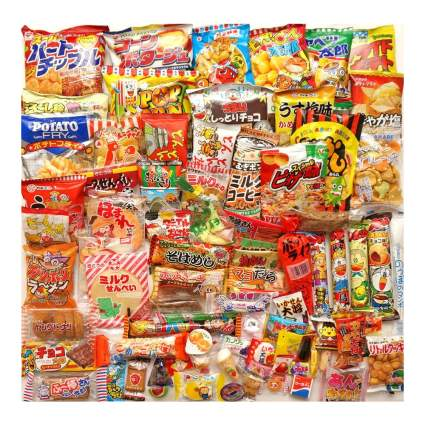 Dagashi Japanese Snack Box
