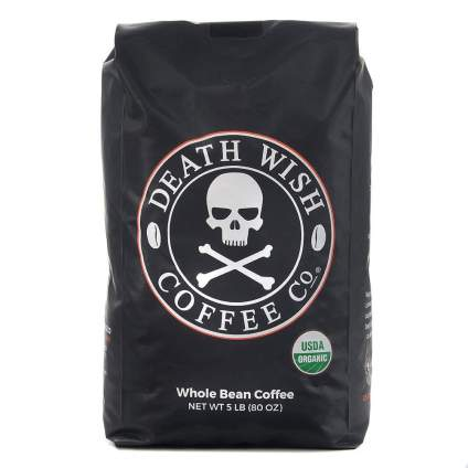 death wish coffee firefighter gifts