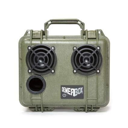 DemerBox Waterproof Outdoor Bluetooth Speaker