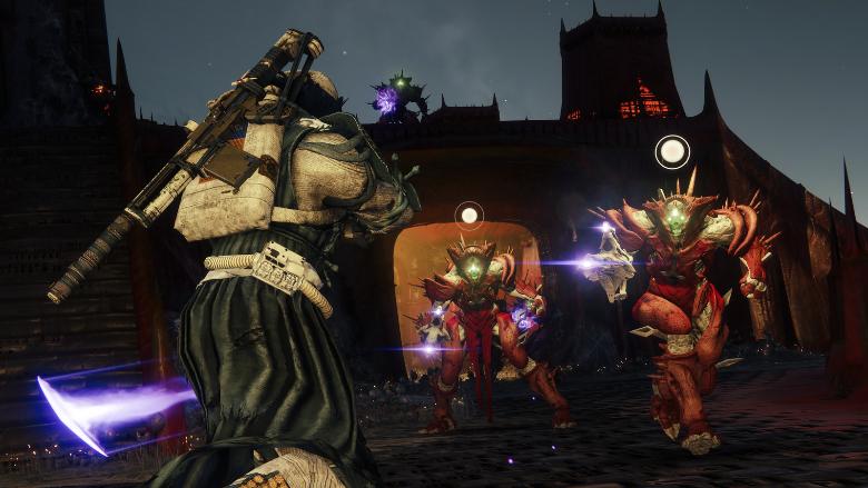 Destiny 2 Shadowkeep Finishing Moves