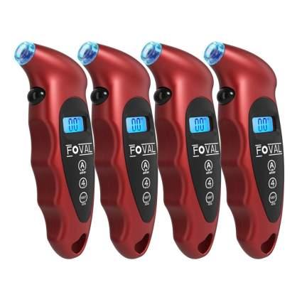 digital tire pressure gauges
