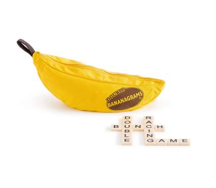 Double Bananagrams Game Set