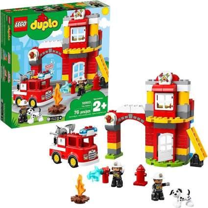 Duplo Fire Station