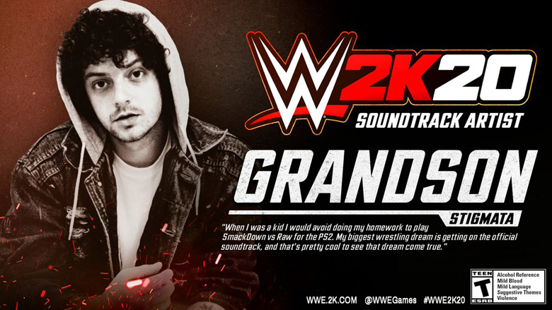 WWE 2K20 Soundtrack