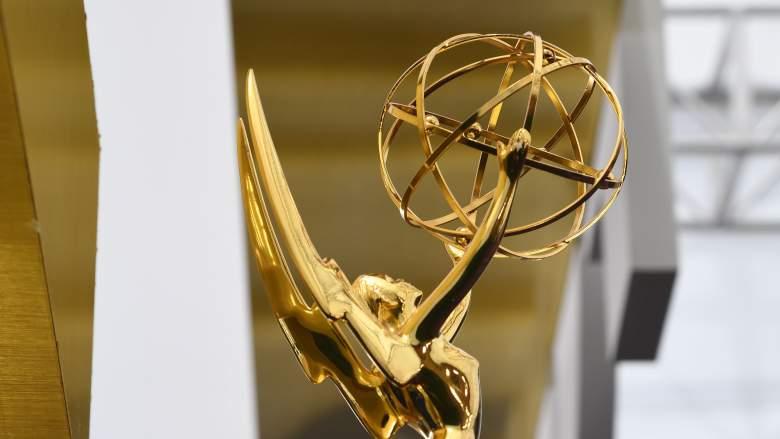 Emmy Award on display