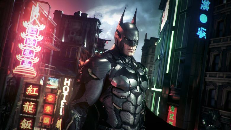 Epic Games Store Batman Free