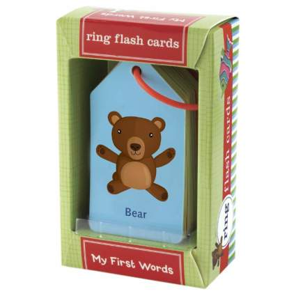 flash cards toddler toy
