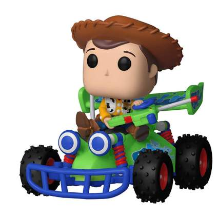 Funko 37016 Pop! Rides Disney: Toy Story - Woody with RC