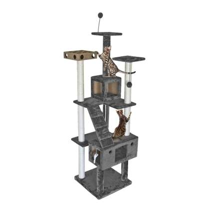 furhaven cat tree christmas gifts for cats