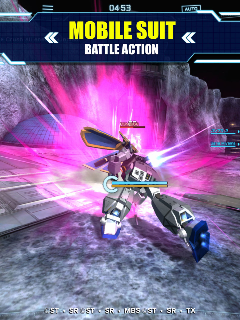Gundam Battle Gunpla Warfare