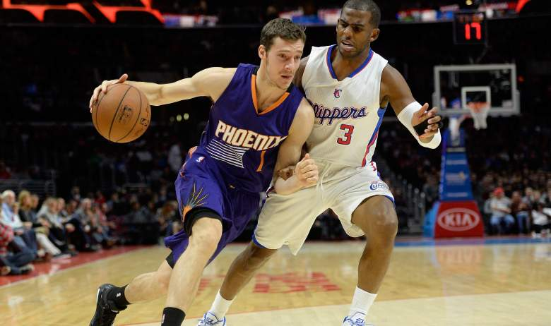 Goran Dragic and Chris Paul