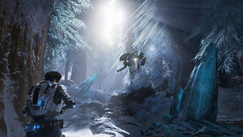 Gears 5 Flash Freeze Hollow Storm