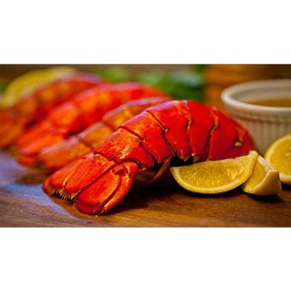 Get Maine Lobster Fresh Frozen Lobster Tails