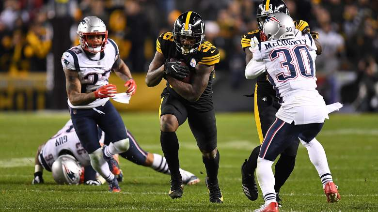 Patriots steelers betting line aiding and abetting a felon