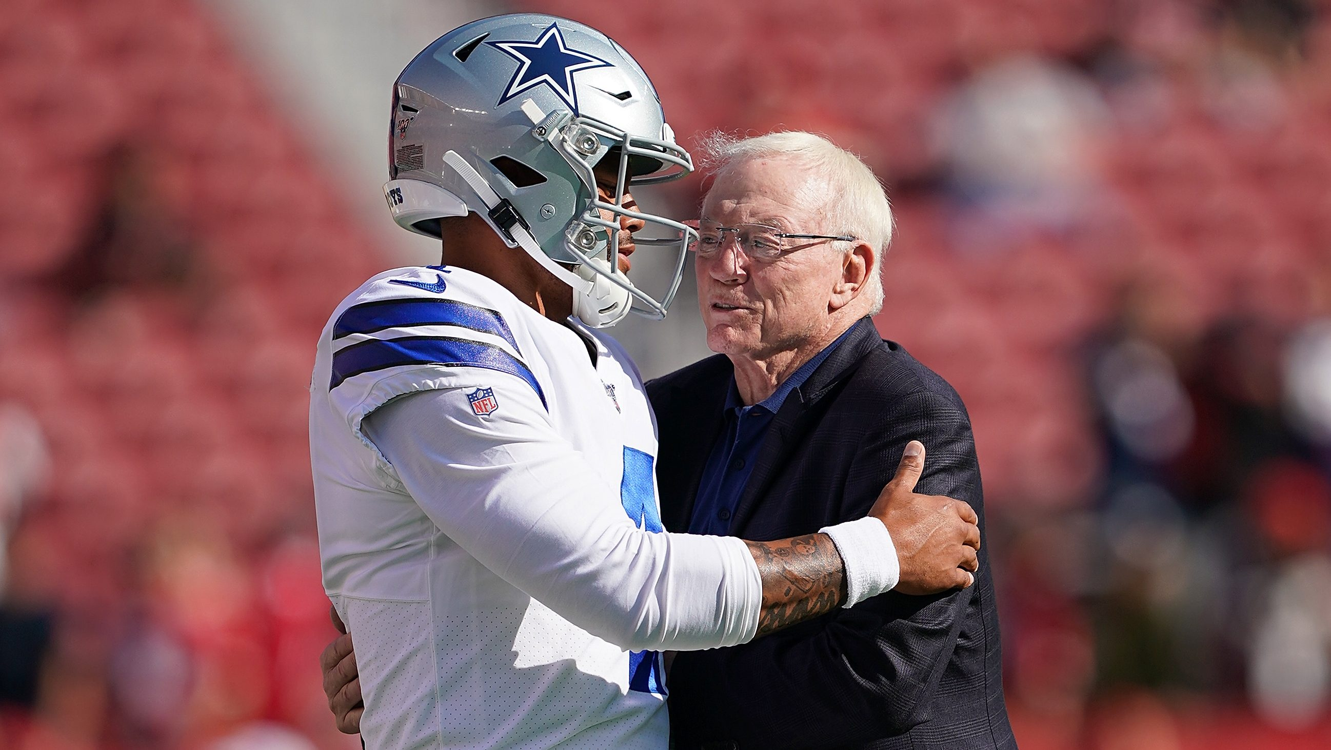 Dak Prescott's Brother Tad Pushed Stephon Gilmore to Cowboys Rumors - Heavy.com