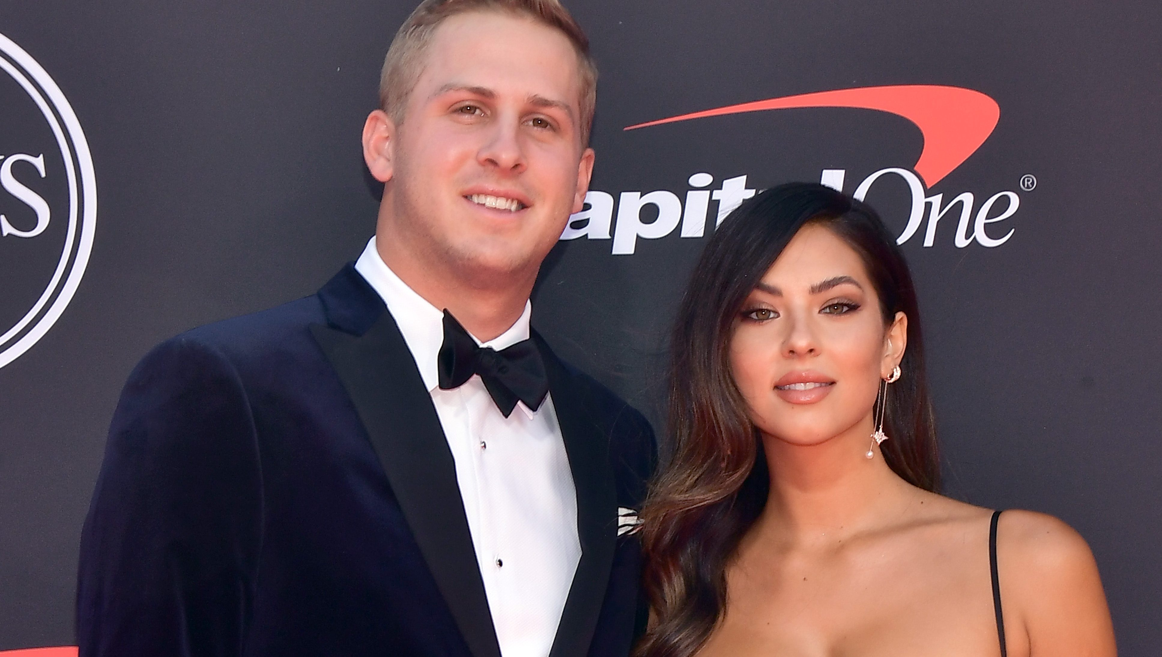 Jared Goff Girlfriend Christen Harper Are Ig Official Heavy Com