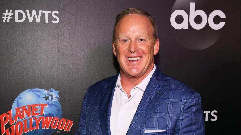 Sean Spicer attends casting with the stars cast reveal