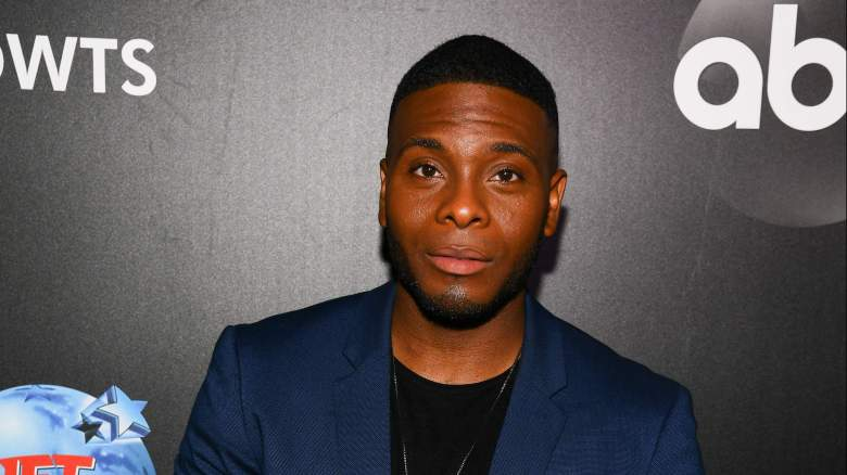 Kel Mitchell Arrives At The Dancing with the Stars Cast Reveall