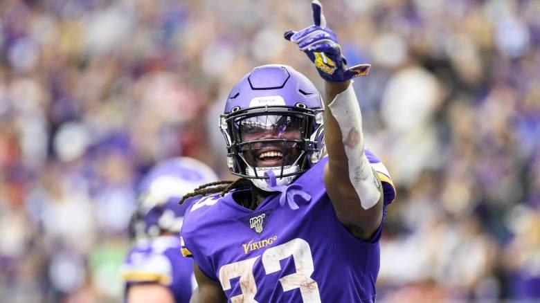 Vikings Packers Week 2 Betting Cook