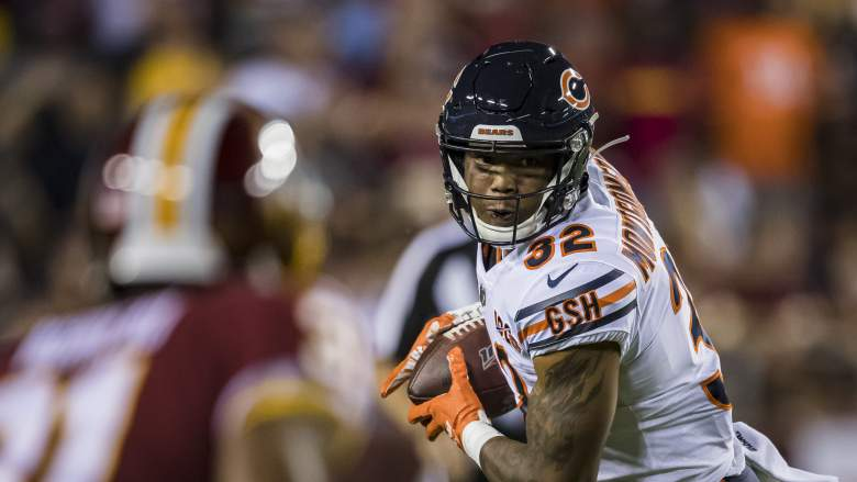 Chicago Bears RB David Montgomery fantasy outlook