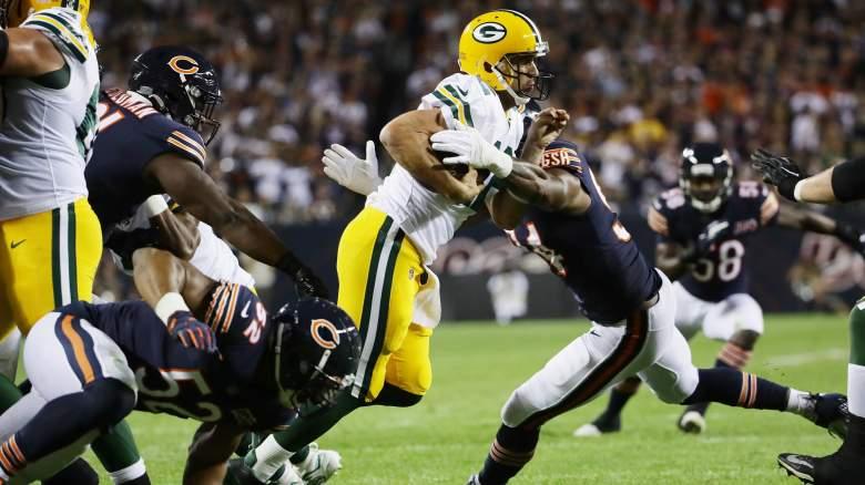 Chicago Bears linebacker Leonard Floyd