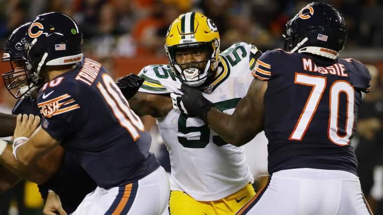 Packers Defense Week 1 Bears