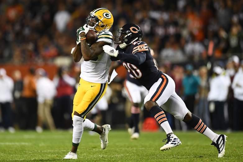 MVS Catch Vs. Bears