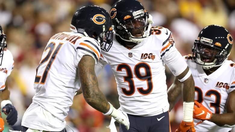 Chicago Bears safety HaHa Clinton-Dix