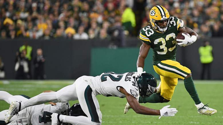 Aaron Jones Week 5 Fantasy