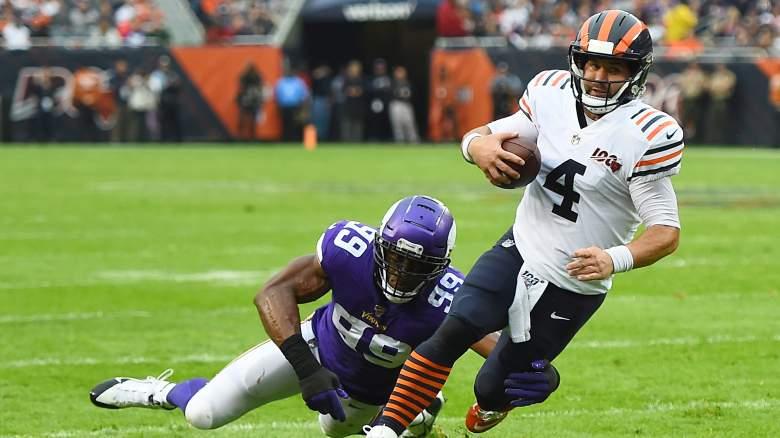 Bears quarterback Chase Daniel better than Trubisky