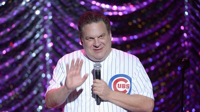 Goldbgers actor and Bears fan Jeff Garlin