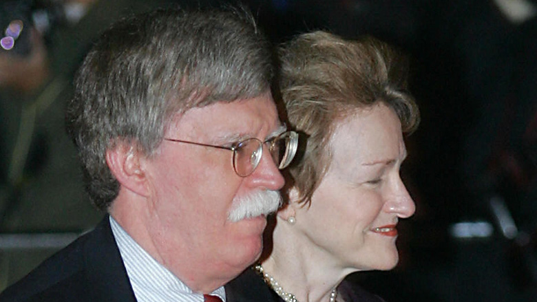 Gretchen Smith, John Bolton's Wife